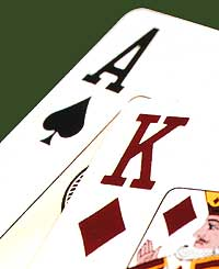 Blackjack Card Game Basics