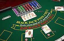 Is online live blackjack rigged