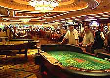 Craps Dice Game Information