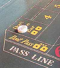 Craps Betting and Bets