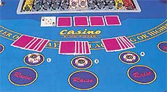 Playing Casino Caribbean Stud Poker