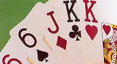 Poker Card Game Information