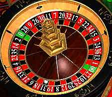 Playing American Roulette