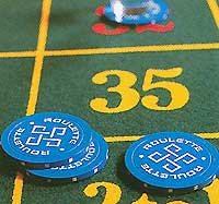 Roulette Casino Game Information