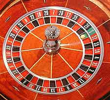 Playing French Roulette